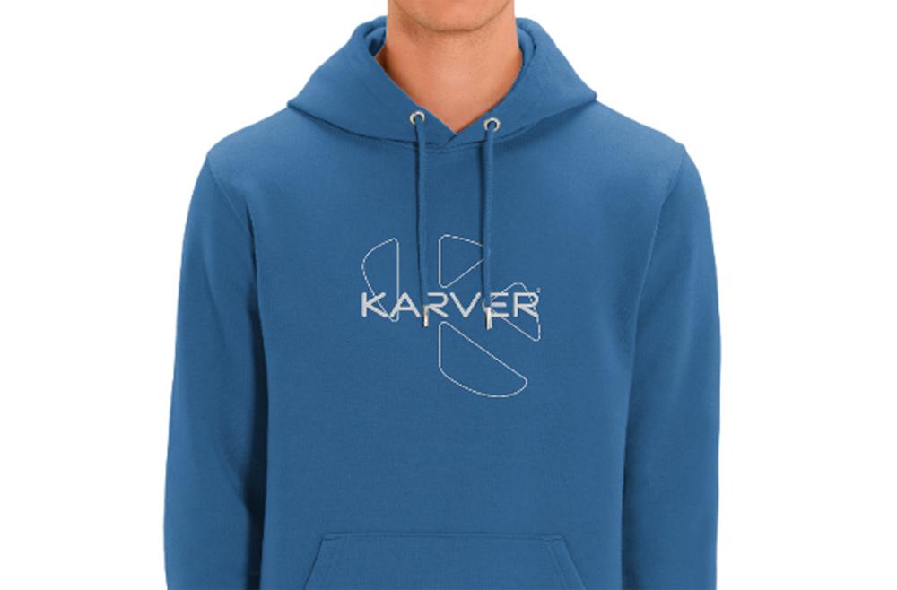 lancement karver clothes