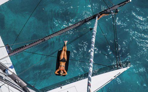 karver catamaran croisière