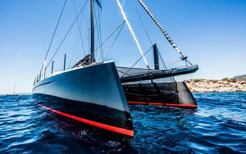 karver furler catamaran